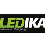 Ledika LED Schijnwerper 30W 2100lm IP65 externe PIR sensor daglicht wit