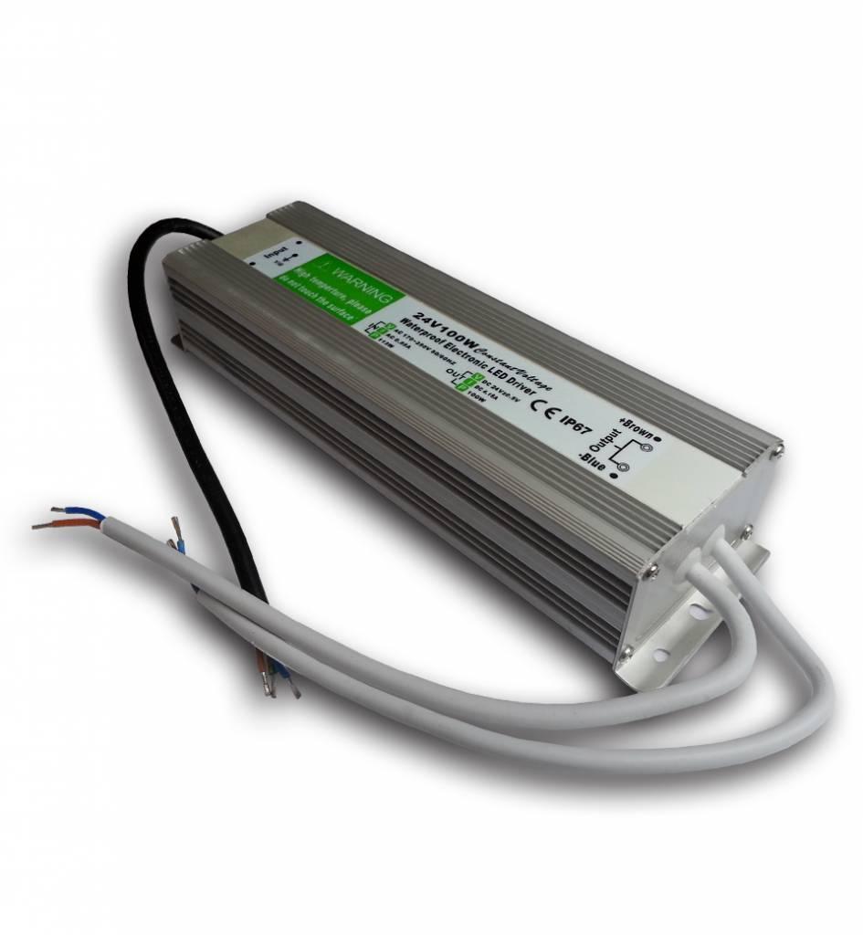 Ledika LED Voeding 200W 24V IP67