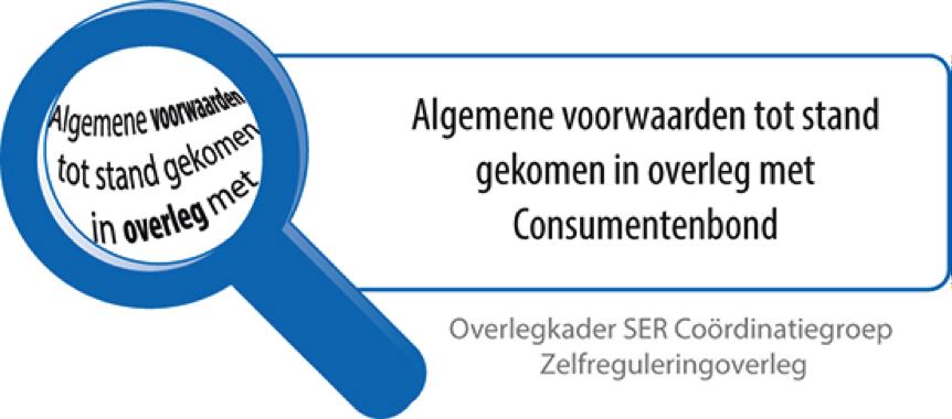 Deze Algemene Voorwaarden van Stichting Webshop Keurmerk zijn tot stand gekomen in overleg met de Consumentenbond