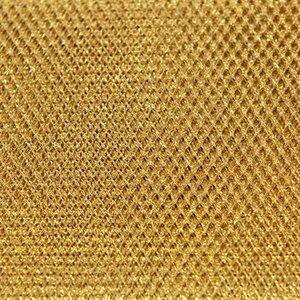 Tule lurex goud