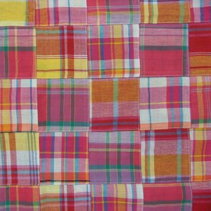 Patchwork Check 06