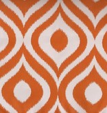Outdoor Sunproof Stof, Pinamar Orange