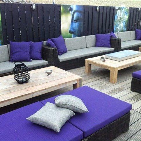 Waterafstotend Outdoor Uni Donker groen