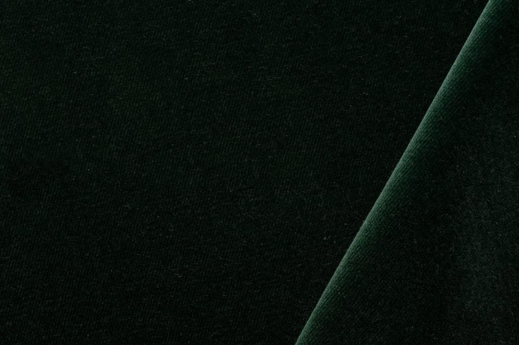 Fluweel donkergroen