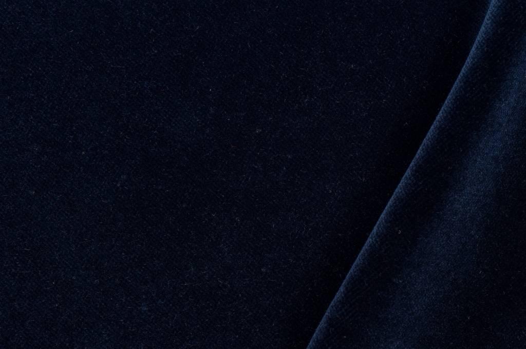 Fluweel marineblauw