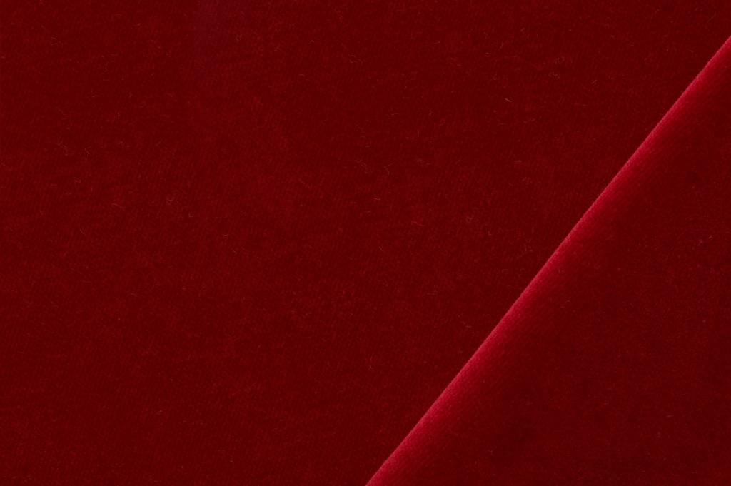 Fluweel rood