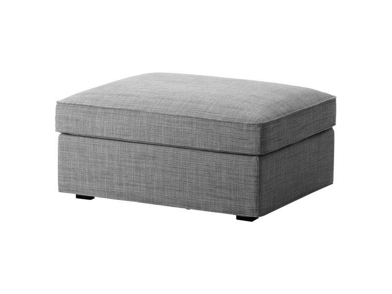 Ikea Footstool with storage