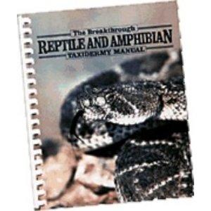 the breakthrough mammal taxidermy manual