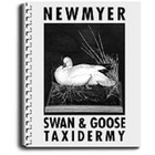 Swan and Goose Taxidermy by Frank Newmyer(english)