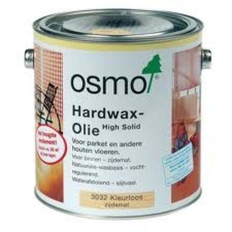 Vloer in olie zetten met de hand