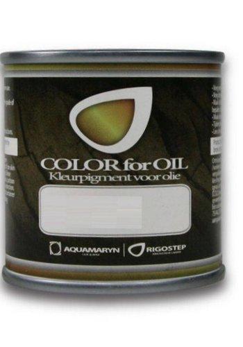 Kleur pigment voor vloerolie