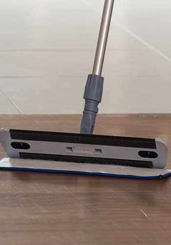 Velcro vloerwisser houder 40cm