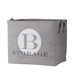 Lene Bjerre Gray Storage basket