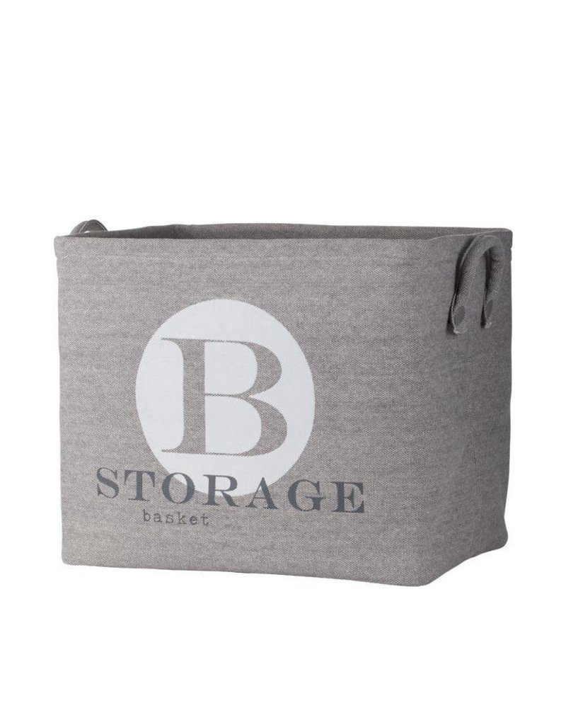 Lene Bjerre Gray Storage basket