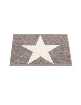 Pappelina Viggo Star mud metallic 70 x 50
