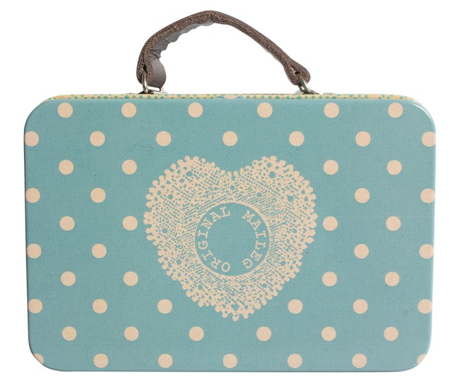 Maileg Case light blue
