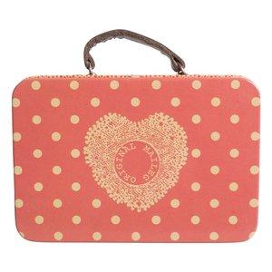 Maileg Metall Koffer rosa