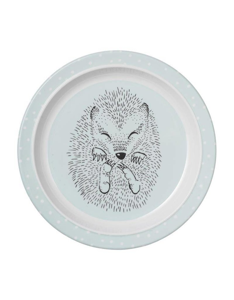 Bloomingville Plate Hedgehog