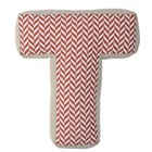 Bloomingville Cotton Letter T