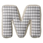 Bloomingville Cotton Letter M