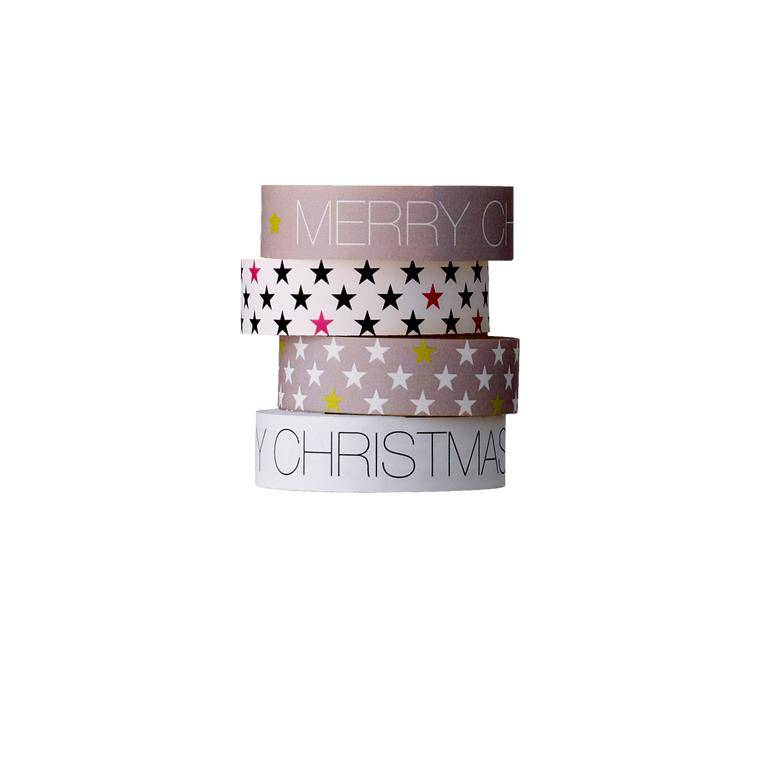 Bloomingville Christmas Tape 4 x