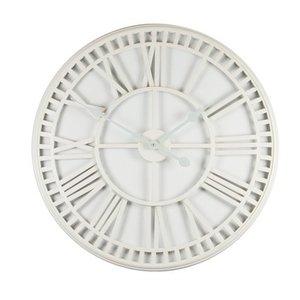 Hamilton Clock old white