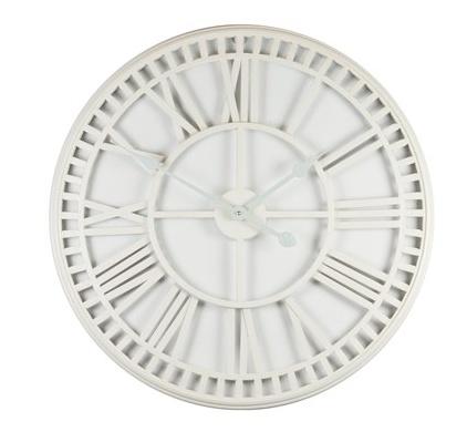 J-Line Clock old white