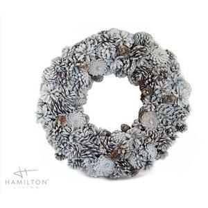 Hamilton Wreath L
