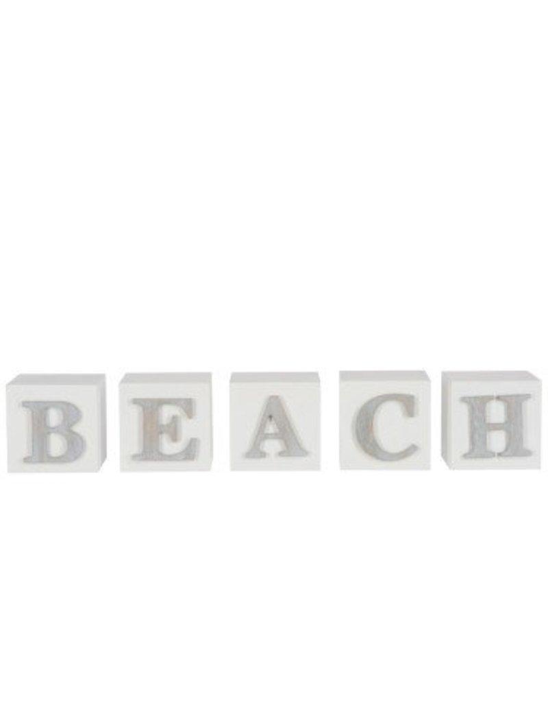 J-Line 5 Cubes BEACH