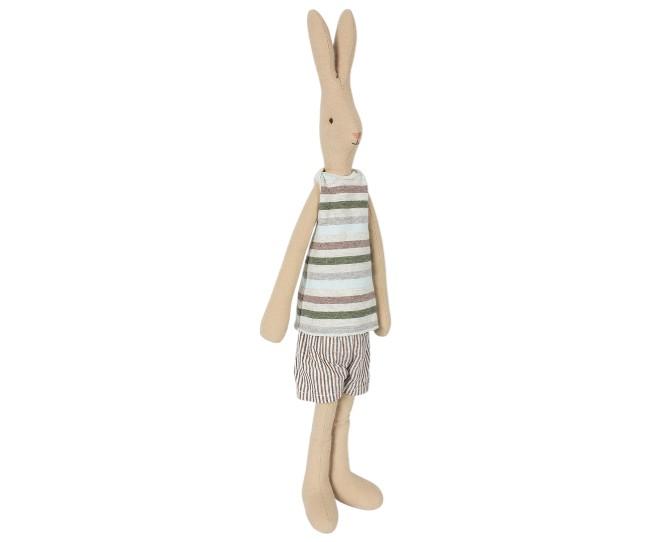 Maileg Rabbit striped shirt