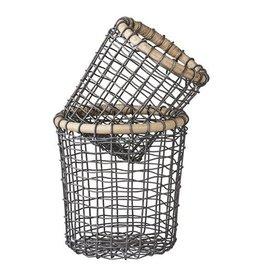 Lene Bjerre Zinc baskets