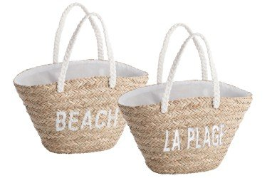J-Line Tote Beach / La Plage