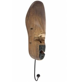 J-Line Shoe wooden