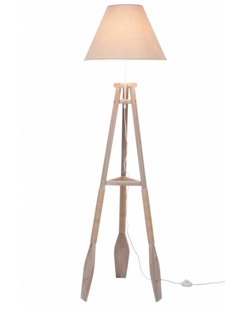 J-Line Floor lamp paddling