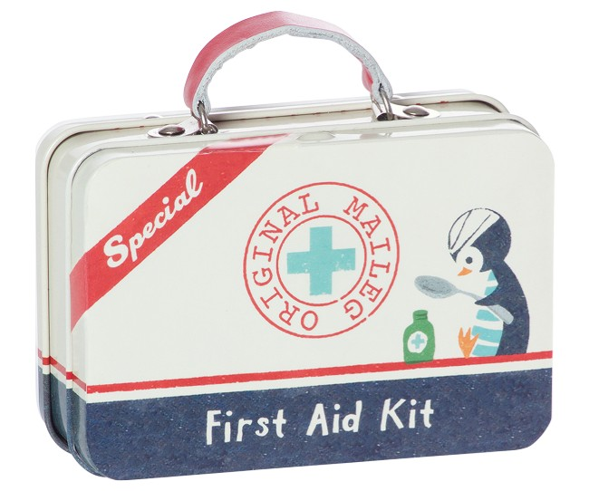 Maileg First Aid Suitcase
