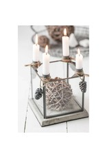 IB Laursen Candle Holder (4candles)