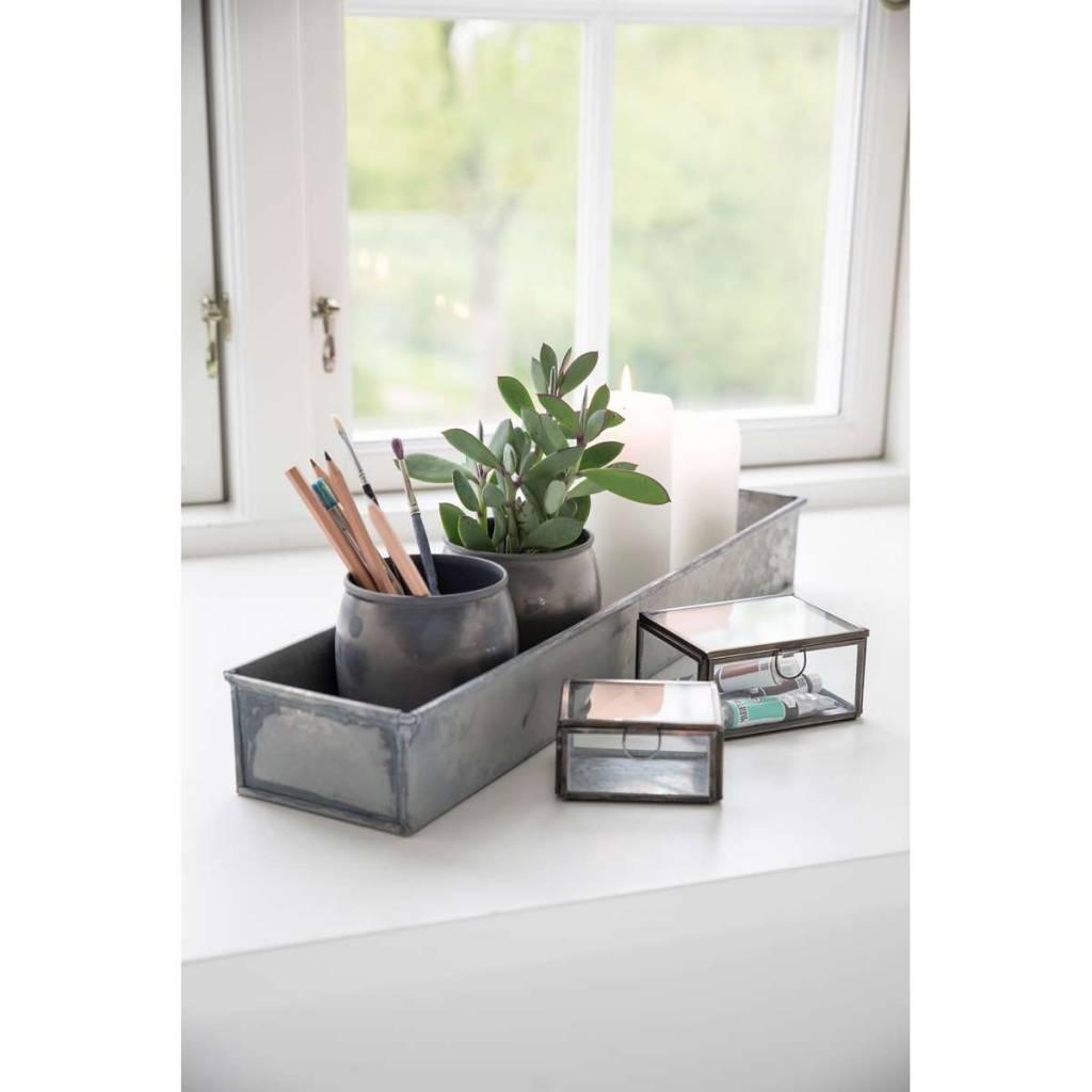 IB Laursen zinc box