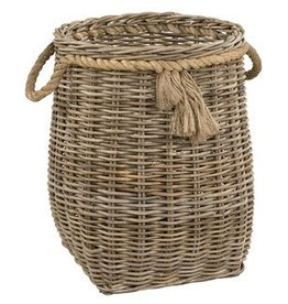 Artwood Rattan Basket L