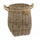 Artwood Rattan Basket M