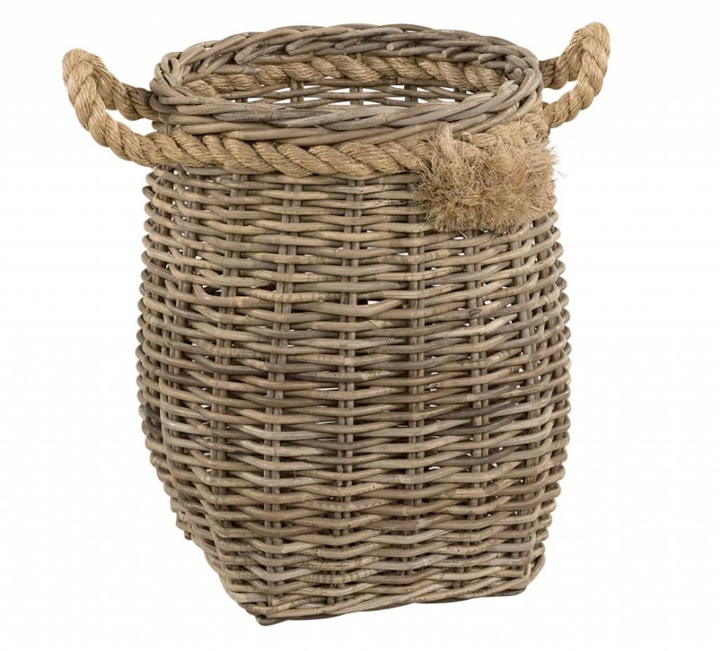 Artwood Rattan Basket M