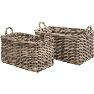 Artwood Rectangular baskets L or M