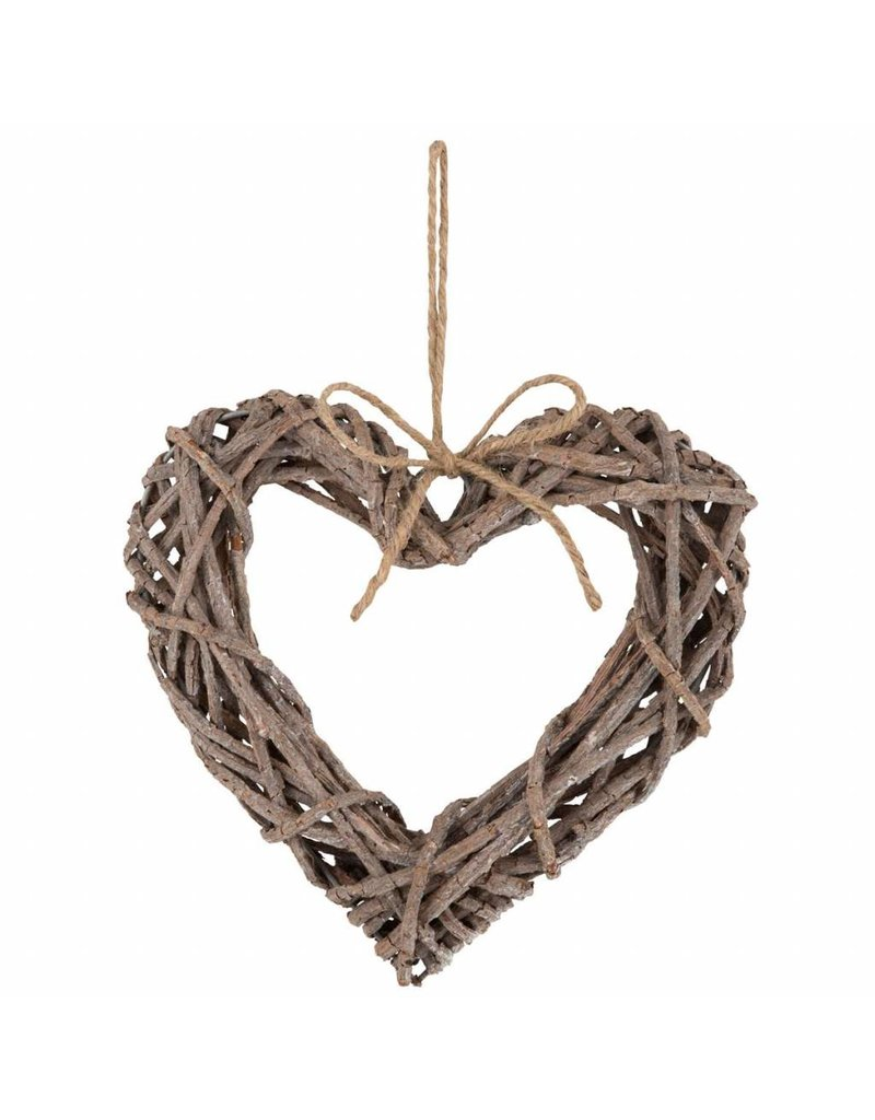 IB Laursen Heart from branches