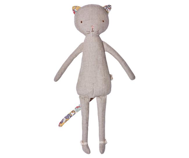 Maileg Cat grey