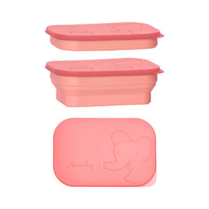 Maileg Lunch box pink