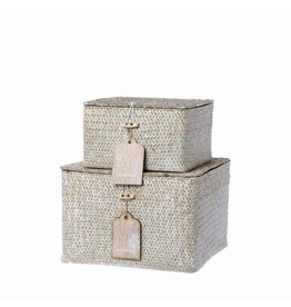 Riverdale 2 baskets beige