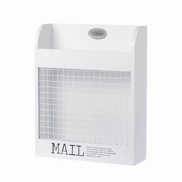 Riverdale Mailbox white