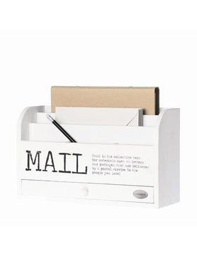 Riverdale Letterbox white