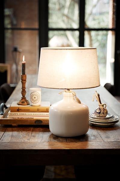 Riverdale Lampenfuß Keramik