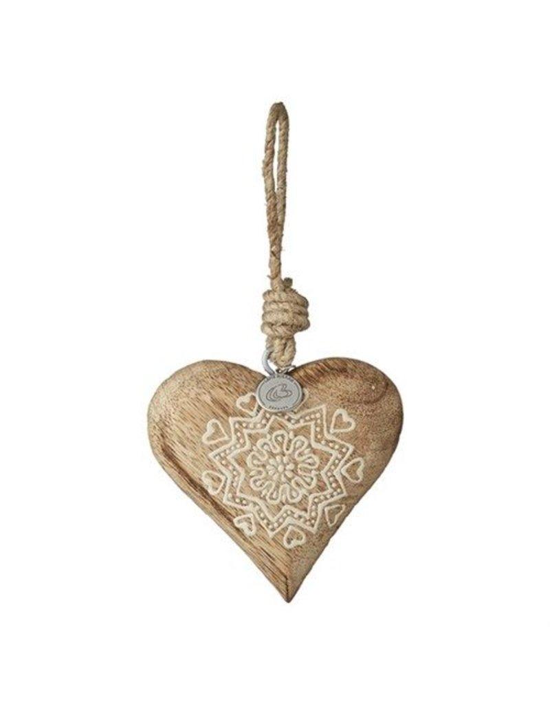 Lene Bjerre Wooden Heart