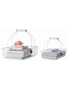 Riverdale Metal Basket set
